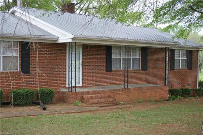 Gibsonville Single Family Home For Sale: 4350 McIntyre Road