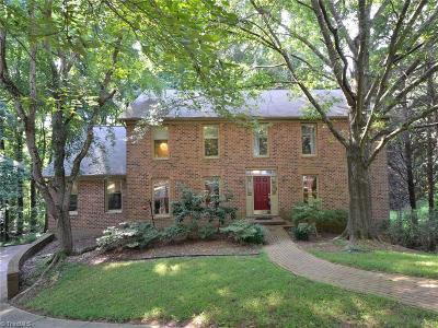 Winston Salem Single Family Home For Sale: 221 Stanaford Road