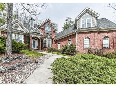 Single Family Home For Sale: 864 Ridge Gate Drive