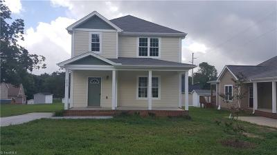 High Point Single Family Home For Sale: 809 George Place