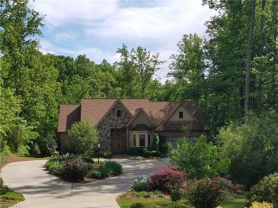 Stokesdale NC Single Family Home For Sale: $745,000