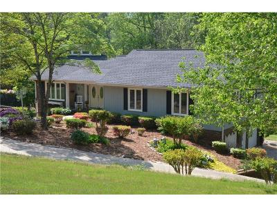 Clemmons West Single Family Home For Sale: 119 Briarwood Court