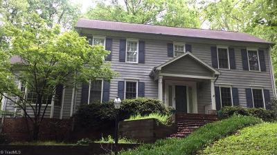 Rockingham County Single Family Home For Sale: 642 Wildflower Lane