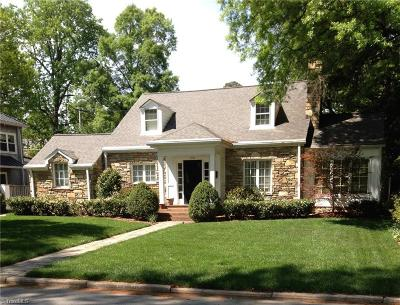 Latham Park Single Family Home For Sale: 1309 Latham Road