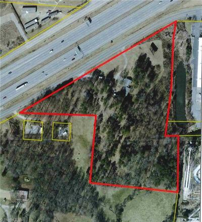 Guilford County Commercial Lots & Land For Sale: 2317 Campground Road
