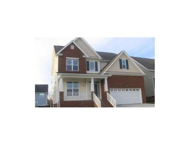 Alamance County Single Family Home Short Sale Contingent: 2043 Sinclair Trace