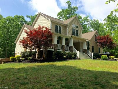 Reidsville Single Family Home For Sale: 13678 Us Highway 158