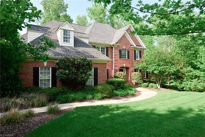 Greensboro Single Family Home For Sale: 406 James Doak Parkway