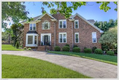 Clemmons Single Family Home For Sale: 8221 Kildare Street
