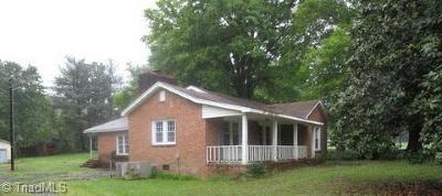 Stoneville Single Family Home For Sale: 1065 Young Road
