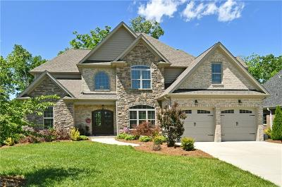 Clemmons Single Family Home For Sale: 449 Ryder Cup Lane