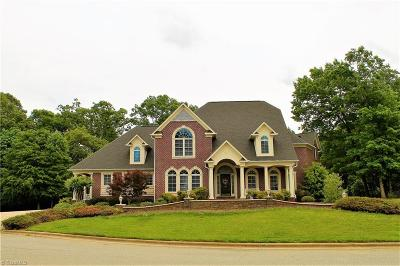 Greensboro NC Single Family Home For Sale: $719,000
