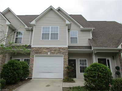 Greensboro NC Condo/Townhouse Short Sale Contingent: $114,000