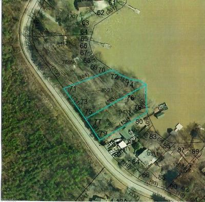 Residential Lots & Land Sold: Lots 71-79 Riverside Drive