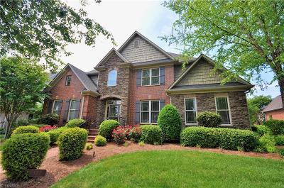 Advance Single Family Home For Sale: 122 Knicker Lane