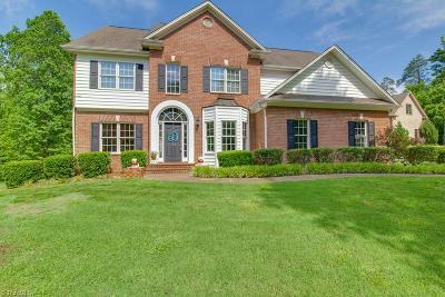 Mocksville Single Family Home For Sale: 148 Meadow Ridge Drive