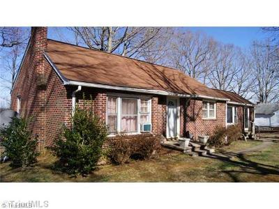 Germanton Single Family Home For Sale: 4605 Lake Woussicket Road