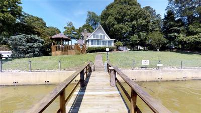Lexington, Salisbury, Denton, Richfield Single Family Home For Sale: 580 Riverview Road