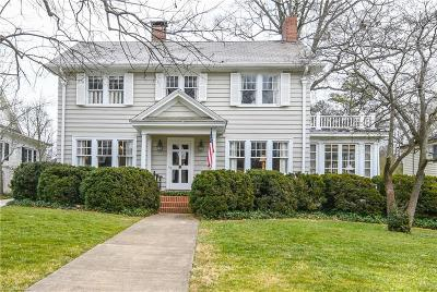 Irving Park Single Family Home For Sale: 1810 Saint Andrews Road