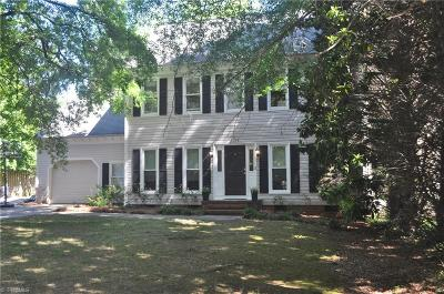 Greensboro Single Family Home For Sale: 1134 Northwood Street
