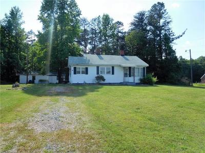 Single Family Home Sold: 1315 Link Road