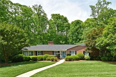 Single Family Home For Sale: 800 Chester Road