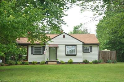 Ruffin Single Family Home For Sale: 9190 Us Highway 29 Bus