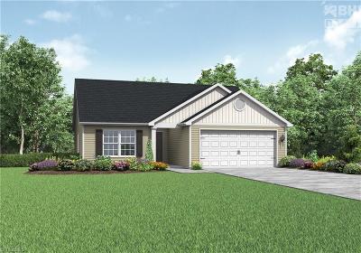 Burlington Single Family Home For Sale: 135 Sumter Court