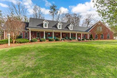 Rockingham County Single Family Home For Sale: 14003 Nc Highway 87