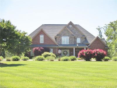Walnut Cove NC Single Family Home For Sale: $839,000