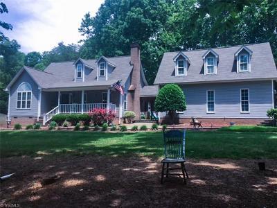 Oak Ridge Single Family Home For Sale: 5000 Golden Acres Road