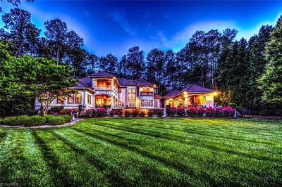 Cornelius NC Single Family Home For Sale: $2,675,000