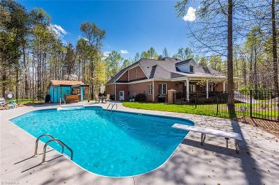 Advance Single Family Home For Sale: 183 Palomino Road