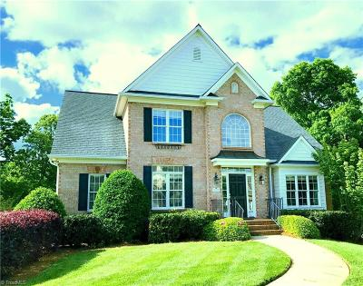 Clemmons Single Family Home For Sale: 2133 Waterford Village Drive