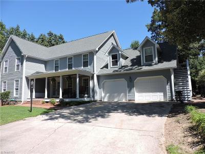 Oak Hollow Estates Single Family Home For Sale: 1911 San Fernando Drive
