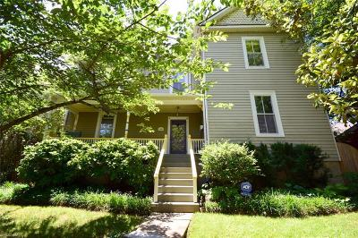 Single Family Home For Sale: 156 West End Boulevard