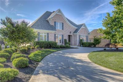 Winston Salem Single Family Home For Sale: 946 Berryhill Lane