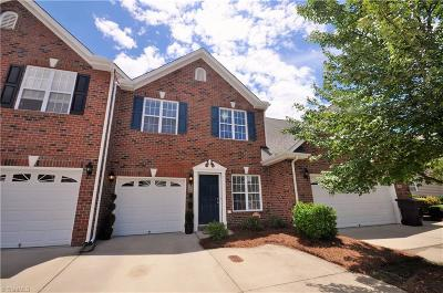 Condo/Townhouse Sold: 4516 Piedmont Trace Drive