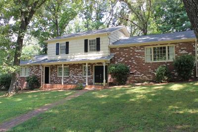 Single Family Home For Sale: 3821 Derbyshire Road