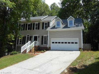 Single Family Home For Sale: 125 Chillingham Court