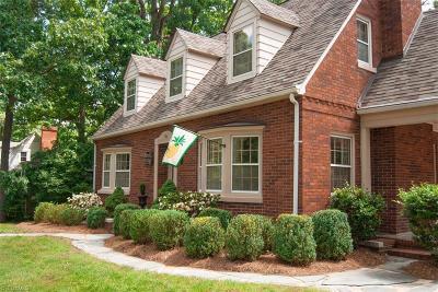 Emerywood Single Family Home For Sale: 706 Florham Drive