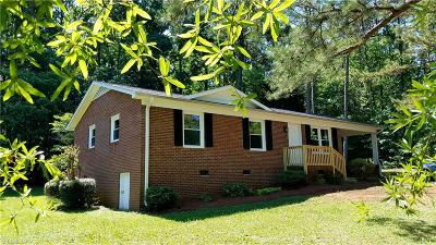 Single Family Home Sold: 391 Briggs Road