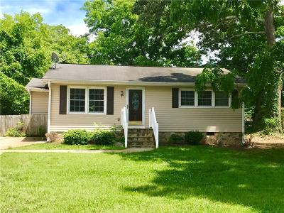 Gibsonville Single Family Home For Sale: 407 Smith Street