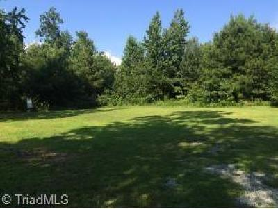 Alamance County Residential Lots & Land For Sale: 5460a Thompson Mill Road