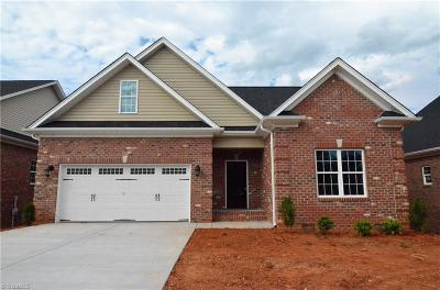 Kernersville Condo/Townhouse For Sale: 356 Carlisle Park Drive
