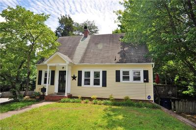 Single Family Home For Sale: 2350 Jefferson Avenue
