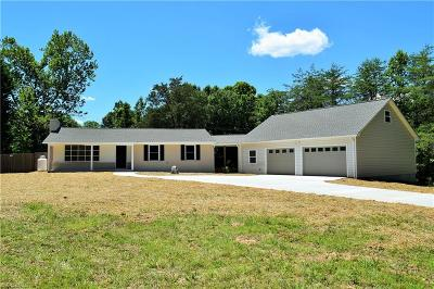 Kernersville Single Family Home For Sale: 7635 Happy Hill Road