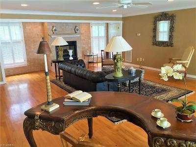 High Point Single Family Home For Sale: 1610 Heathcliff Road
