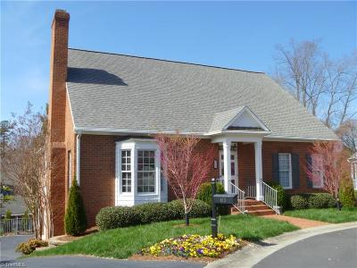 Winston Salem Single Family Home For Sale: 115 Shepley Court