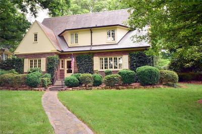 Single Family Home For Sale: 701 Arbor Road